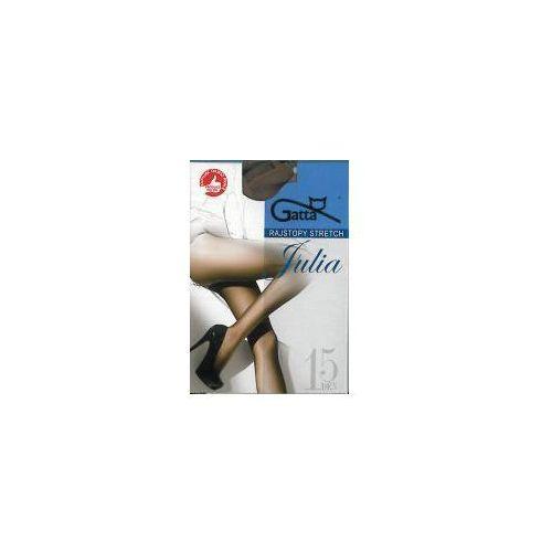 Rajstopy Gatta Julia Stretch rozmiar 5 15 DEN