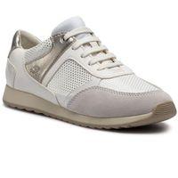 Sneakersy GEOX - D Deynna C D846FC 00454 C1098 Off White/Optic Whit, w 6 rozmiarach