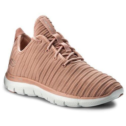 Skechers Sneakersy - estates 12899/ros rose