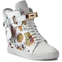 Sneakersy CARINII - B3767/FB G34-000-000-B88