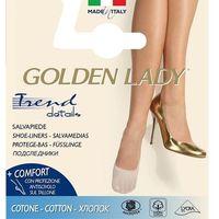 Baletki Golden Lady 6N Cotton 35-38, czarny/nero, Golden Lady, bawełna