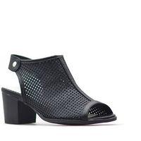 Sandały Jezzi SA69-7 Czarne