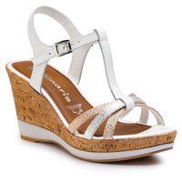 Sandały TAMARIS - 1-28347-22 White Comb 197, kolor wielokolorowy