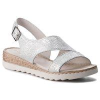 Sandały - h476 biały marki Lasocki