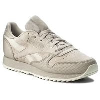 Reebok Buty - classic leather ripple sm bs9725 sand stone/chalk