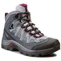 Trekkingi SALOMON - Authentic Ltr Gtx W 373261 Pearl Grey//Grey Denim/Mystic Purple