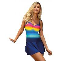 kostium kąpielowy s8900 f19 v205 sukienka marki Self