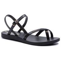 Sandały IPANEMA - Fashion Sand. VII Fem 82682 Black/Black 20766, w 6 rozmiarach