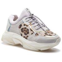 Sneakersy - 66167-ch bx 1525 l.grey/leopard/white 3004 marki Bronx