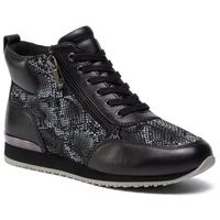 Sneakersy - 9-25215-23 black snake co 042 marki Caprice