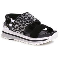 Sandały LIU JO - Wonder Maxi 06 BXX067 TX011 Black 22222, kolor czarny