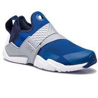 Buty - huarache extreme (gs) aq0575 401 gym blue/obsidian wolf grey, Nike
