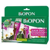 Eliksir Duo do storczyków odżywia i regeneruje Biopon 6x35 ml