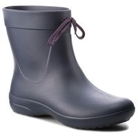 Kalosze - freesail shorty rainboot 203851 navy, Crocs, 36.5-41.5