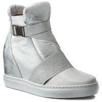 Eksbut Sneakersy - 77-4492-f29/369-1g biały