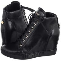 Sneakersy czarne b4078/bb-e50-000-000-b88 (ci382-a), Carinii, 39-40