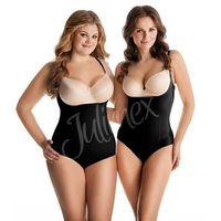 Body Julimex Shapewear Pod Biust 219 czarny - czarny, kolor czarny