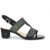 Sandały Sergio Leone SK799 czarny zamsz, w 5 rozmiarach