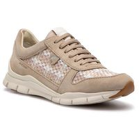 Geox Sneakersy - d sukie a d52f2a 022zi ch65z lt taupe/sand