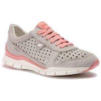 Sneakersy GEOX - D Sukie A D52F2A 022AU C1010 Lt Grey, 1 rozmiar