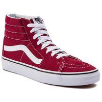 Vans Sneakersy - sk8-hi vn0a38gevg41 rumba red/true white