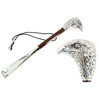 Łyżka do obuwia Pasotti Silver Eagle, Brown Wood Shaft, cs W85-le