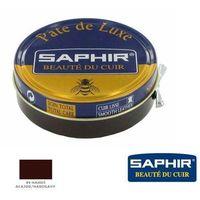 09 - mahoniowy / mahogany, pasta do butów / wosk 50ml - puszka saphir marki Saphir bdc