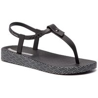 Sandały - bossa soft sandal 82626 black/black 20766, Ipanema, 35.5-41.5