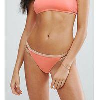 two tone bikini bottom - multi, Free society