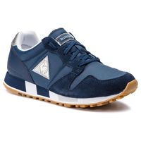 Sneakersy - omega 1910566 dress blue/old silver marki Le coq sportif