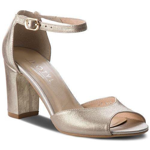 Sandały KOTYL - 4327 Złoty Ef