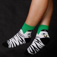 Skarpety damskie black zebra (jp6160) marki Supa! sox!