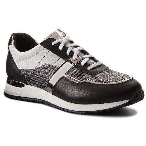 Nessi Sneakersy - 18322 czarny szary