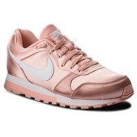 Nike Buty - md runner 2 749869 603 coral stardust/white