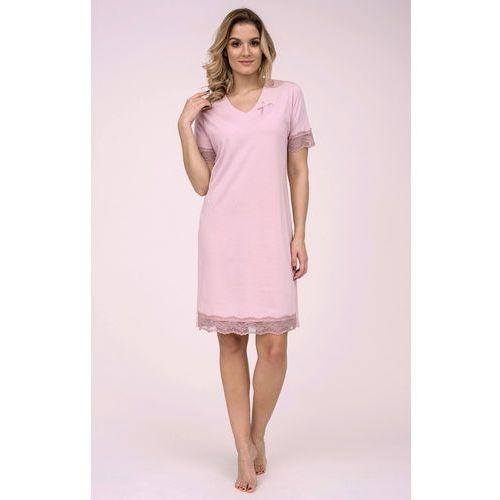 Koszula Cana 785 kr/r M-XL M, różowy pudrowy/perlado, Cana, kolor różowy