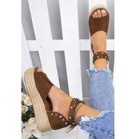 Damskie sandały SOLIANA, w 5 rozmiarach