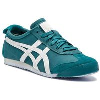 Sneakersy ASICS - ONITSUKA TIGER Mexico 66 1183A359 Spruce Green/White 301, kolor zielony