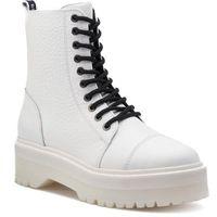 Bronx Botki - 47183-g bx 1572 white 4