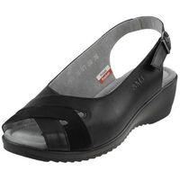 Sandały 2344 czarne marki Axel