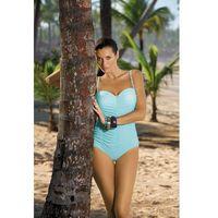 Jednoczęściowy strój kąpielowy Kostium kąpielowy Model Gabrielle 2 Nirvana M-243 Laguna Blue - Marko, jednoczęściowy