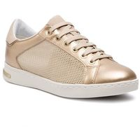Geox Sneakersy - d jaysen a d821ba 0lynf cb52x champagne/gold
