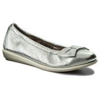 Baleriny - 9-22117-20 silver deer 951, Caprice, 36-40
