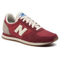 Sneakersy - u220hi bordowy, New balance, 36-47.5
