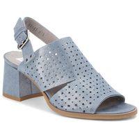 Sandały NESSI - 18356 Niebieski Ar
