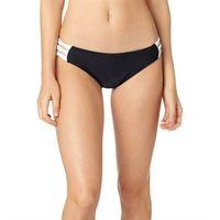 Strój kąpielowy - bolt lace up btm black (001) rozmiar: xs marki Fox