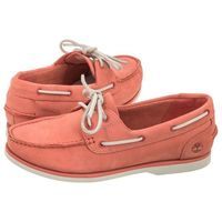 Timberland Mokasyny classic boat unlined crabapple a1nb9 (ti65-a)