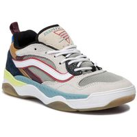 Sneakersy - brux wc vn0a4bh4sif1 (multi) marshmallow/tr wht marki Vans
