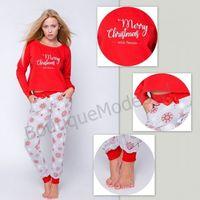 piżama damska gifti świąteczna marki Sensis