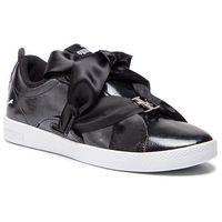 Sneakersy PUMA - Smash Wns Bkl Patent 369638 02 Puma Black/White/Puma Sliver, w 3 rozmiarach