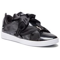 Sneakersy PUMA - Smash Wns Bkl Patent 369638 02 Puma Black/White/Puma Sliver